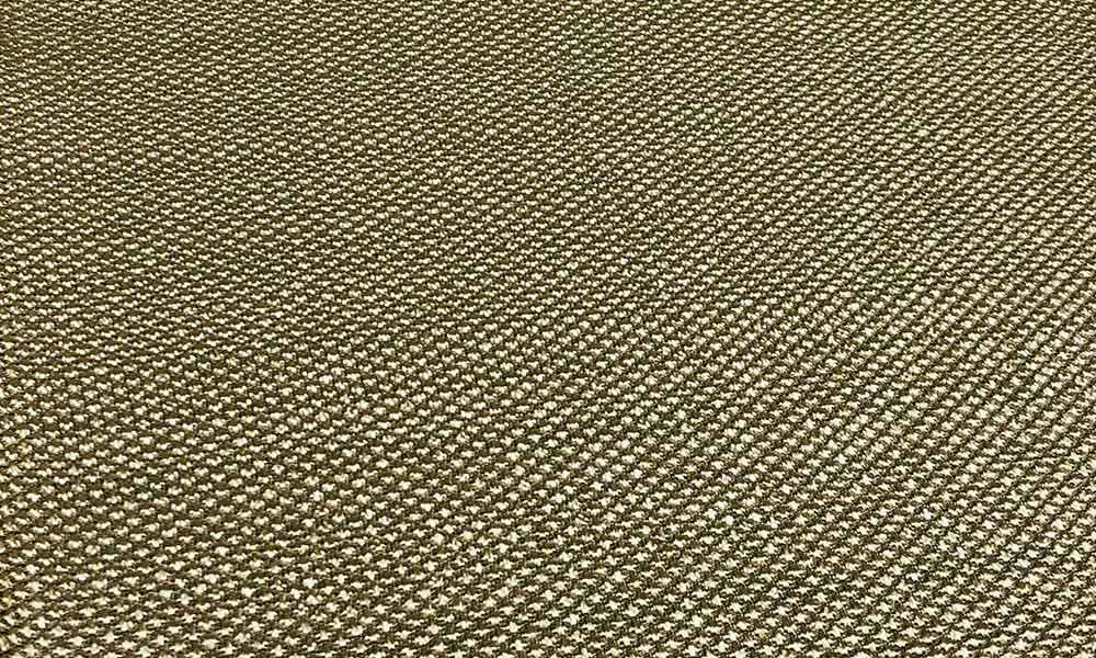Propozycja tkaniny Lynx w kolorze złotym na panele japońskie