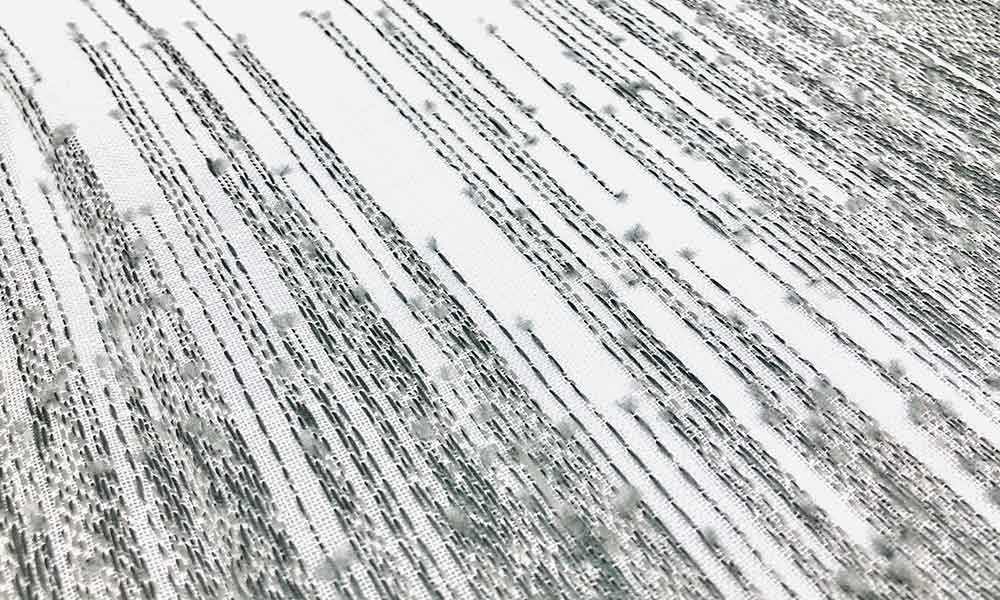 Propozycja biało-szarej wersji Kalcet na panele japońskie