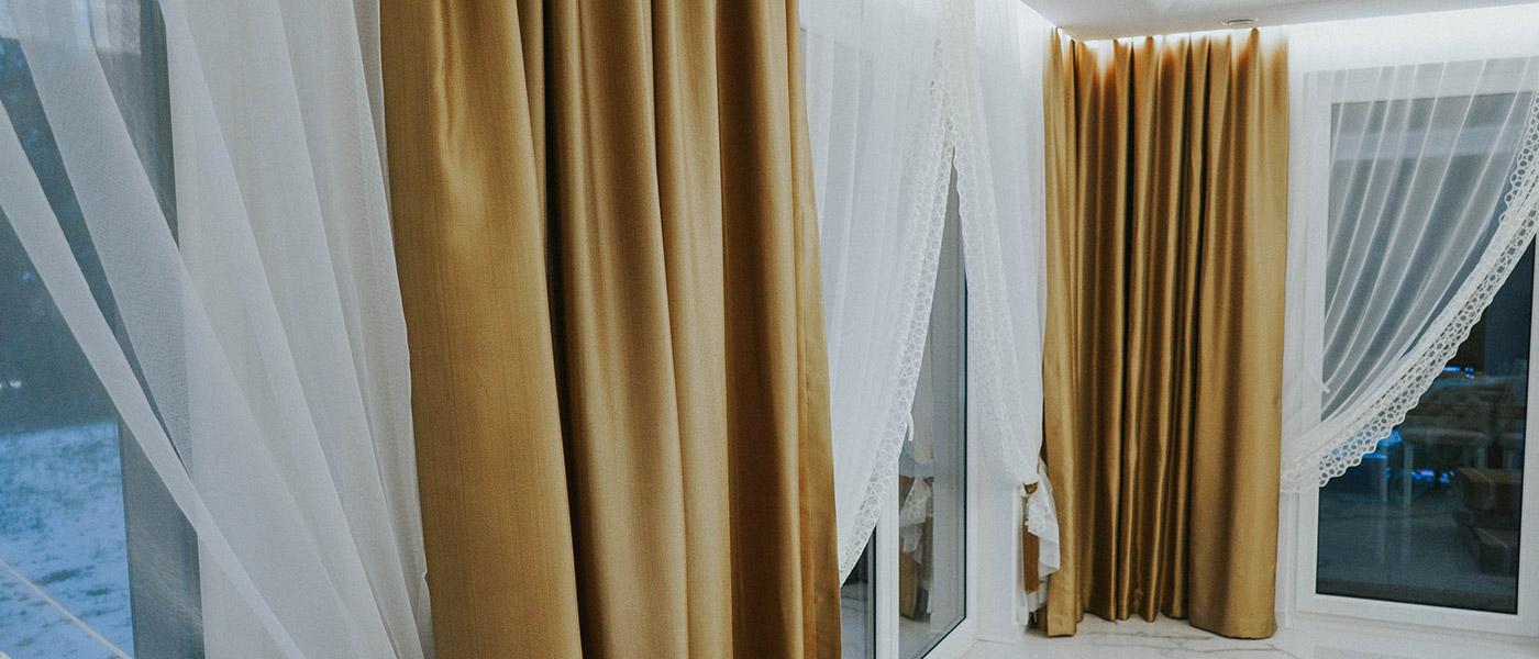 Okno w stylu glamour