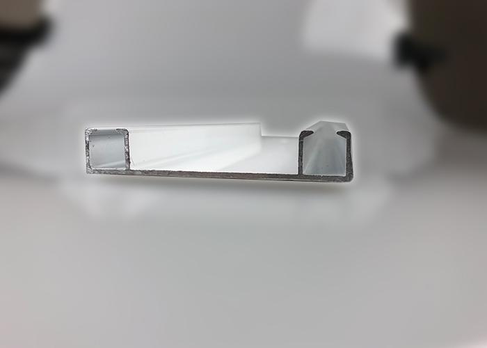 Przekrój szyny karniszowej Mervino MKS