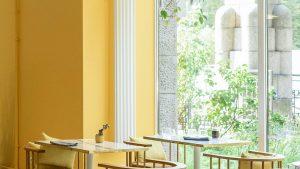 Żółte ściany jakie zasłony wybrać?