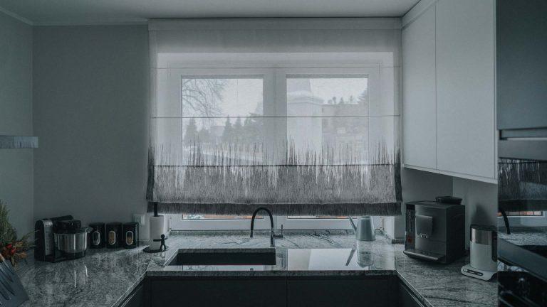 dekoracje okienne - rolety
