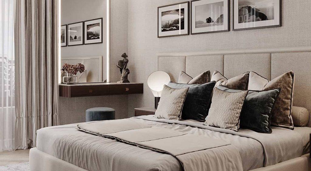 Firany do sypialni